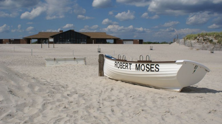 Robert Moses going solar