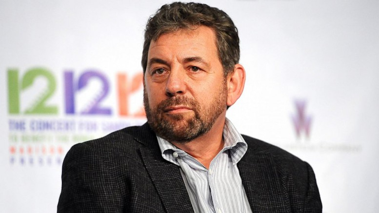 Cablevision CEO James Dolan