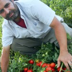 Zachary Lippman: Really big tomatoes first, then a host of oversized fruits and vegetables for a hungry world.