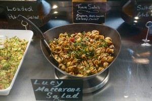 Artisans Eatery Lucy Maccarone Salad