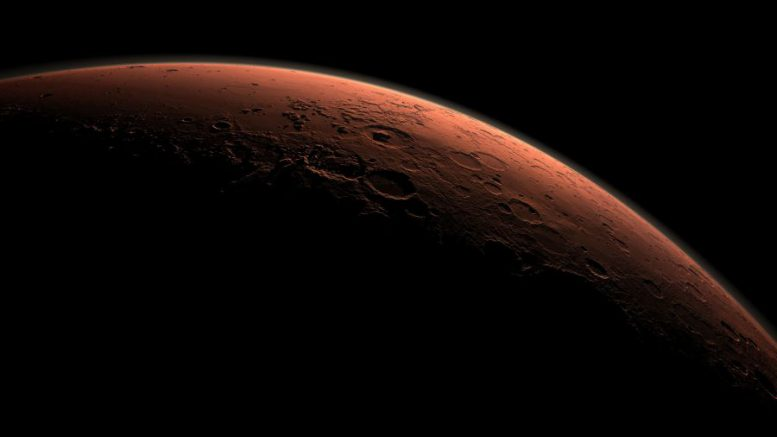 Seeing red: Stony Brook University geologists are playing important roles in coming NASA missions to Mars.