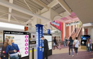 Station to station: After years of preparation, the revamping of 103-year-old Jamaica Station is now arriving.