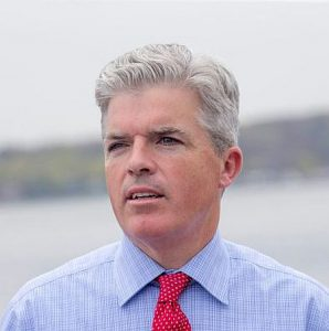 Suffolk Executive Steve Bellone: Agricultural excitement.