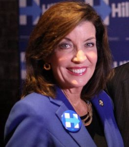 Lt. Gov. Kathy Hochul: Lots happening on LI.
