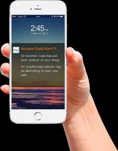 You have theft: A downloadable app puts prescription-drug security in the palm of your hand.