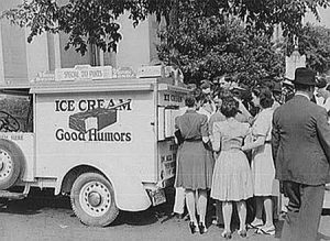Humor them: Back in the day, Ford trucks were the Good Humor Corp. of America's iconic workhorses.