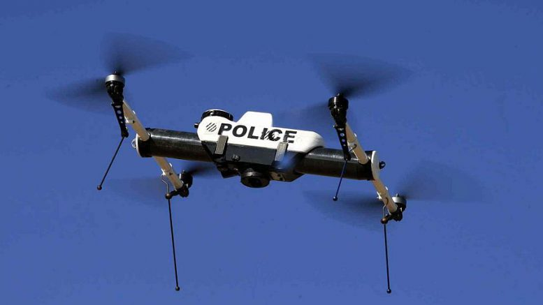 State Police to start flying drones this month