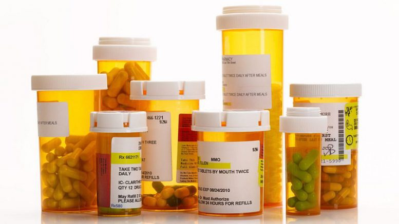Police to accept unwanted prescription drugs